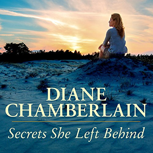 Secrets She Left Behind audiobook cover art