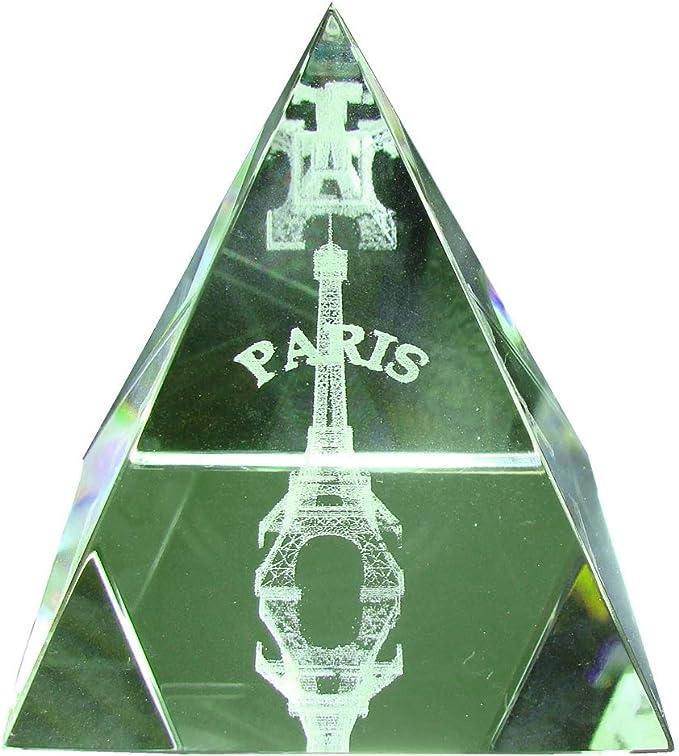 Recuerdos de Francia - Torre Eiffel acúferos, vidrio ...
