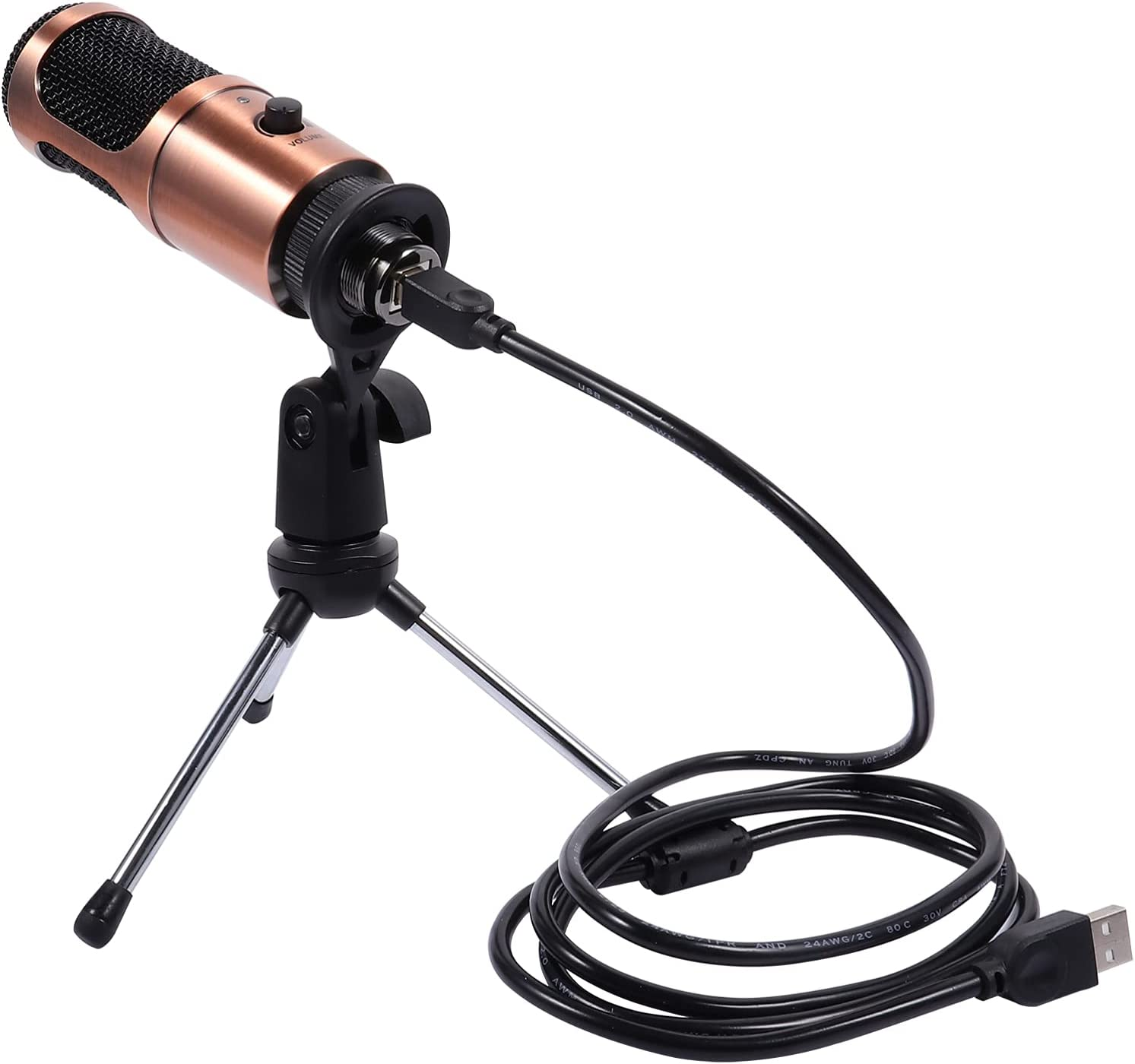 Generic Boston Mall USB Outlet sale feature Microphone Desktop- Computer T PC with Mic Condenser