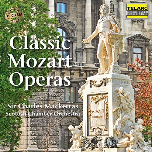 Classic Mozart Operas (Box 11 Cd)