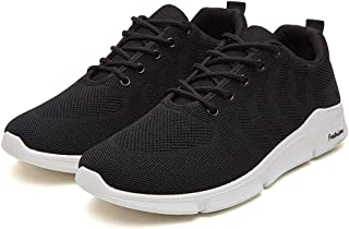 Men's Running Shoes Fashion Breathable Sports Shoes Ladies Tennis Shoes Light Walking Shoes Indoor Outdoor Sports Shoes Men and Women