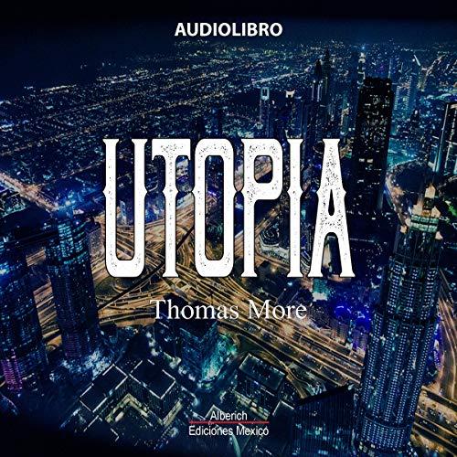 Utopia (Spanish Edition) cover art