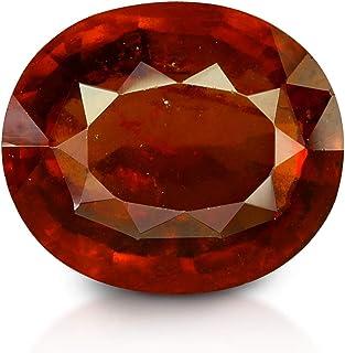 GemPundit Hessonite 6.95 Carats AGR Certified Natural Unheated Loose Gemstone from Sri Lanka - 7.72 Ratti