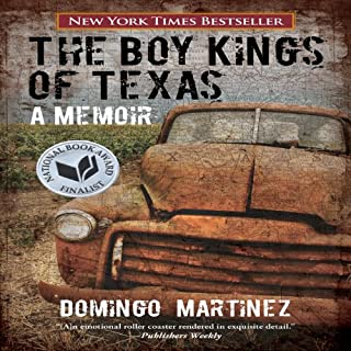 The Boy Kings of Texas cover art