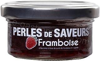 Globe Fruchtkaviar-Perlagen Aroma Frambuesa, Perlgrösse 5