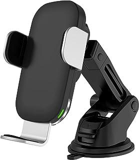 BXKEJI 1PCS Mobile phone wireless charger mobile phone wireless fast charging car holder dividends
