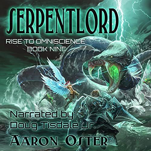 Serpentlord Audiobook By Aaron Oster cover art