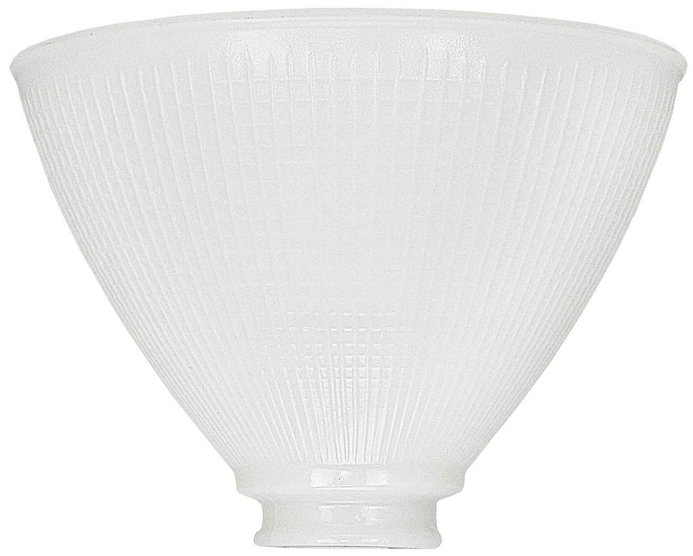 UpgradelightsフロアランプGlobeガラスDiffuser Ies交換用10?'