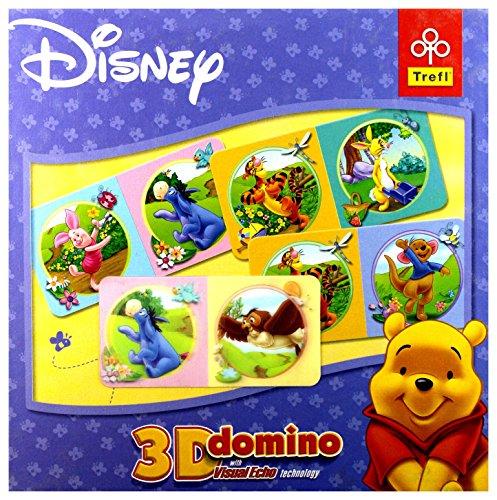 TREFL Domino Disney 3D Winnie