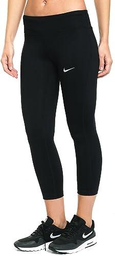 Nike W NK PWR Essntl Crop DF Collant, Femme
