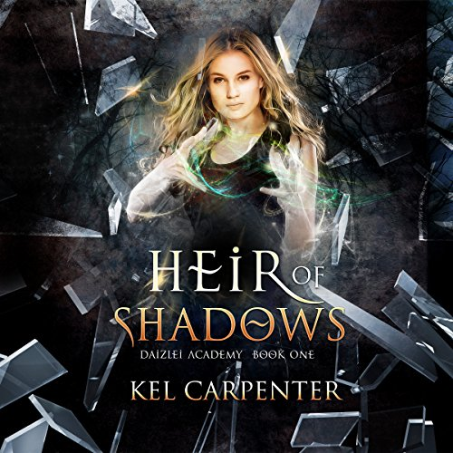 Heir of Shadows audiobook cover art