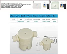 Best inlet water level control structure Reviews