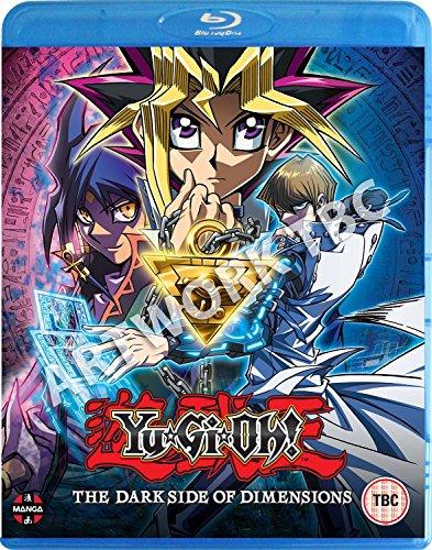 Yu-Gi-Oh! The Movie: Dark Side of Dimensions [Blu-ray] [Reino Unido]