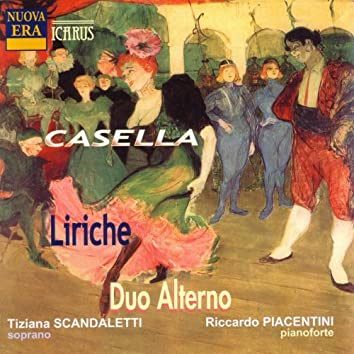 Casella: Liriche
