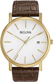 Bulova - Dress Duets 97B100 – Reloj de Pulsera Hombre