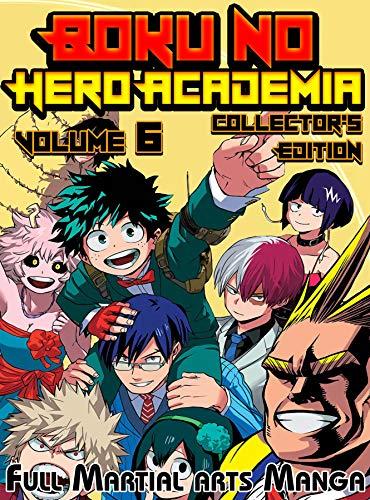 Full Martial arts Manga Boku no Hero Academia Collector's Edition: Collector's Edition...