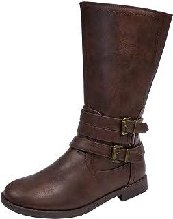 Amazon Essentials Fashion Boot, Botte tendance Mixte enfant