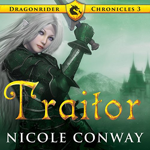 Traitor audiobook cover art