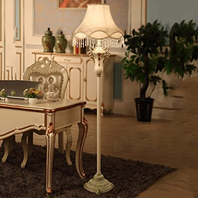Lámpara de pie Paño ligero - LD17L Estilo europeo Salón Dormitorio ...
