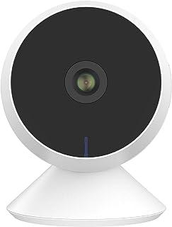 HI by Geonav Câmera Inteligente, Wi-Fi, Full HD 1080p, Sensor de Movimento, Microfone bidirecional, Visão noturna e gravaç...