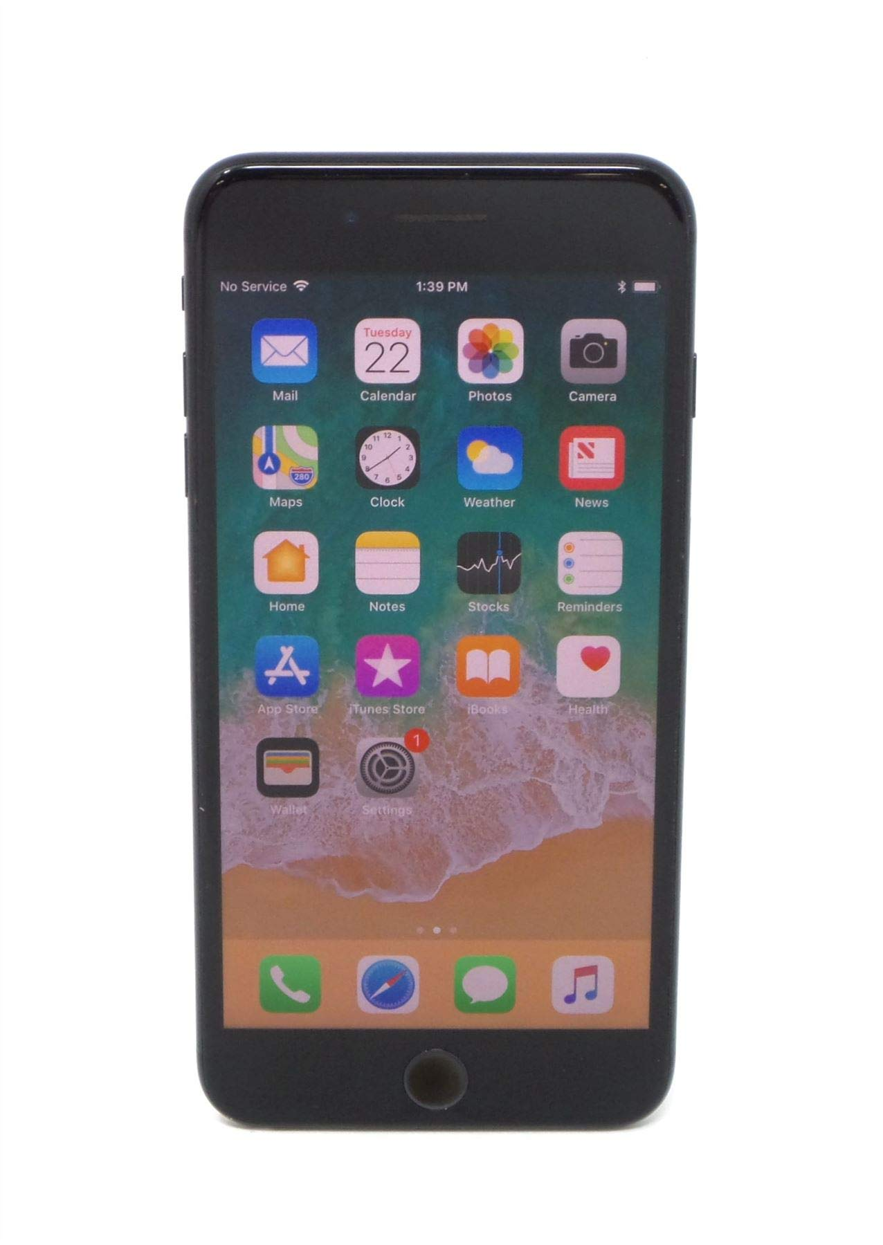 Apple iPhone 7 Plus, 128GB, Black - For T-Mobile (Renewed)