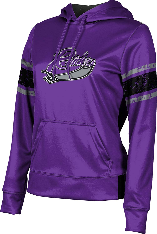 ProSphere University of Mount Union College Girls' Pullover Hoodie, School Spirit Sweatshirt (End Zone)