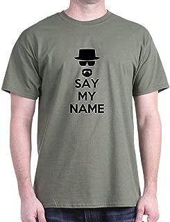 Say My Nmae T Shirt Classic 100% Cotton T-Shirt