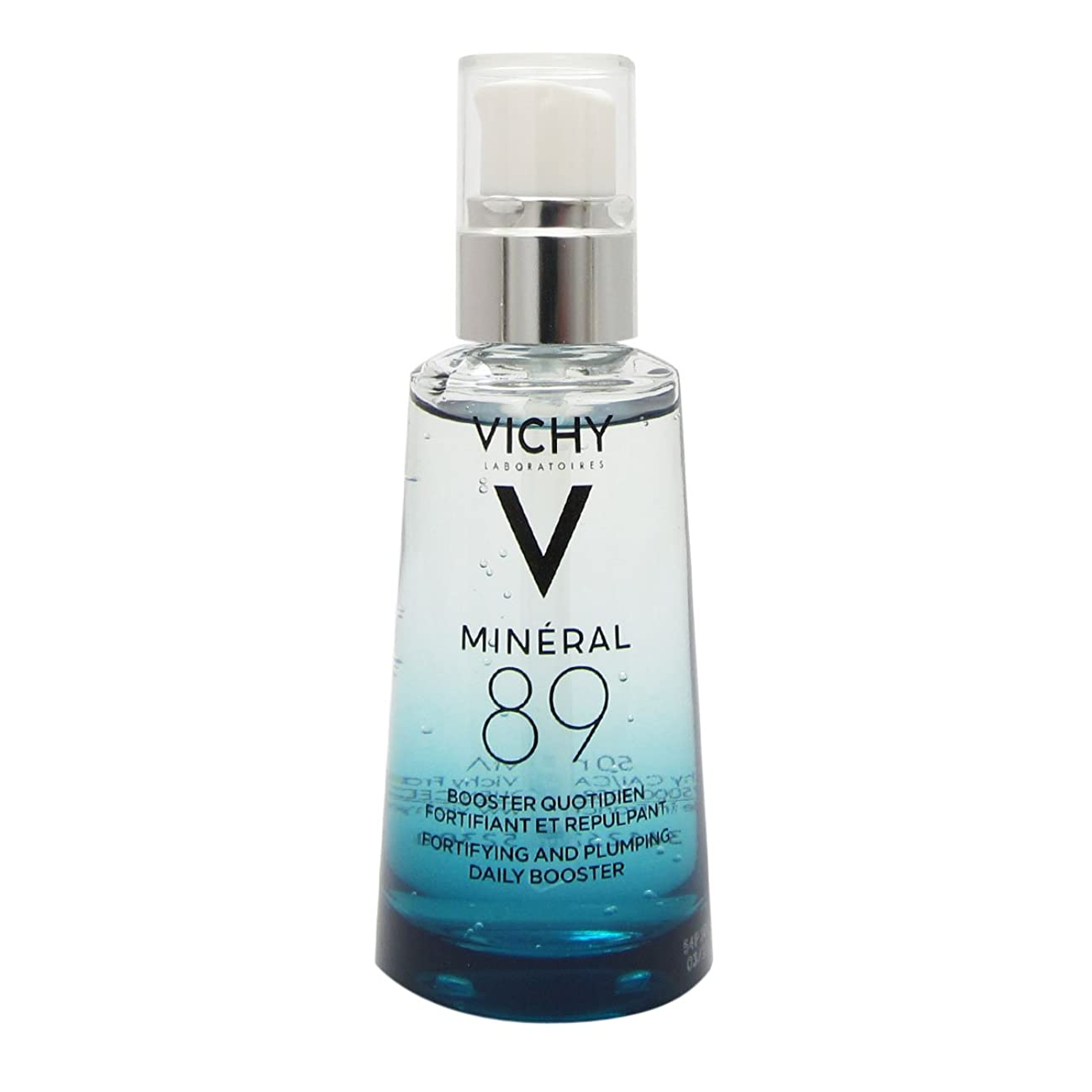 消防士余分な布Vichy Mineral 89 Fortifying Concentrate Boost 50ml [並行輸入品]