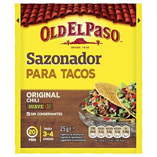 Old El Paso  Sazonador para Tacos - 25g