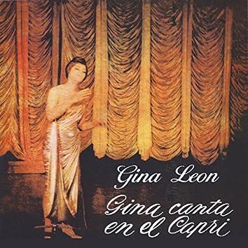 Gina Canta En El Capri