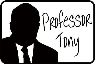 Professor Tony
