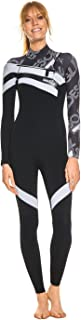 GlideSoul 3mm Women's Flashback 74 Full Wetsuit - Chest Zip