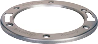Sioux Chief Mfg 886-MR 866-S3I S/S Closet Flange Ring, Pack of 1, Stainless Steel