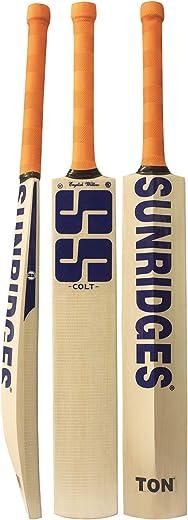 SS SS COLT English Willow C/Bat Full, SH English Willow
