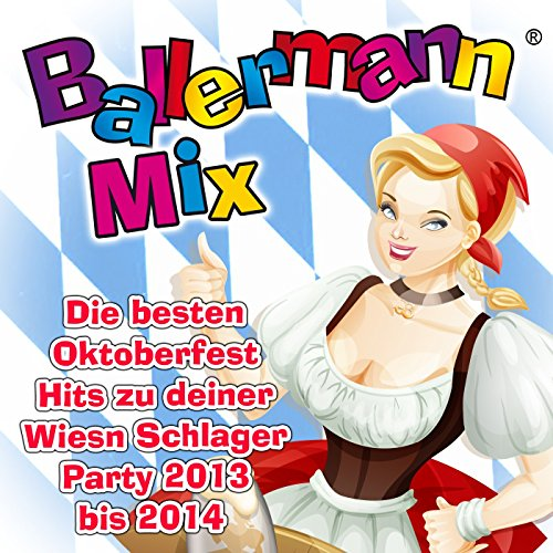 I Love My Dirndl (Party Mix)