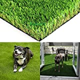 Eurotex turf is soft, comfortable to Walk. Kind to pets, feels so soft under pet paws.Children just love to play on it Eurotex Artificial Turf looks and feels like natural grass, easy to be cut into any size, maintenance free, Fire resitant. Just Use...