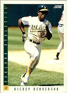 Best 1993 score baseball cards Reviews