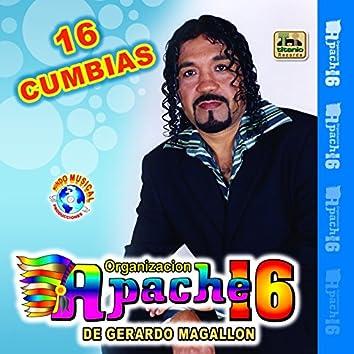 16 Cumbias