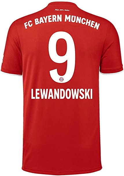 FC Bayern München - Maglia da calcio per bambini, stagione 2020/21