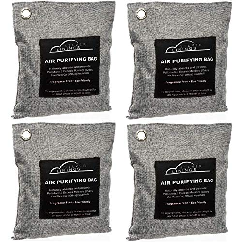 SNP Charcoal Bags