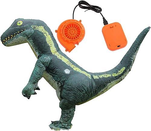 compras de moda online VGEBY1 Traje Inflable de Dibujos Animados, Lindo Lindo Lindo Dinosaurio Cosplay Fiesta de Disfraces Inflable en Forma de Animal Traje  autorización