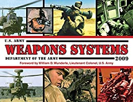 U.S. Army Weapons Systems 2009 by [Department of the Army]