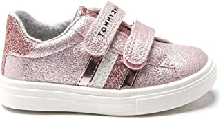 Tommy Hilfiger Low-Cut Velcro Infants Sneakers Pink