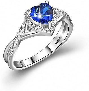 Amazon.es: anillos de compromiso - Pulseras / Bisutería barata: Joyería