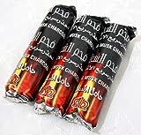 3 Rouleaux de Charbon Pour Chicha NARGUILE soit 30 Tablettes au total - Nargile Shisha Pipe -