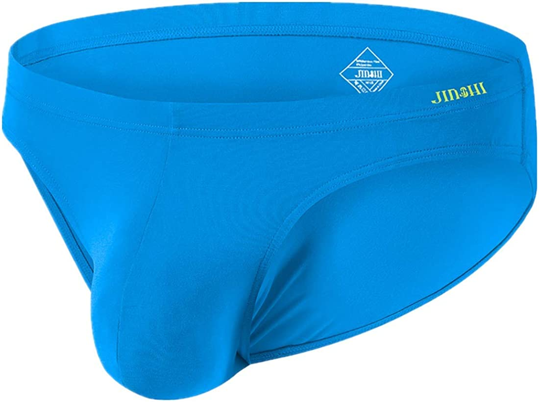 JINSHI Men's Price reduction Bulge Enhancing Some reservation Breathable Underwear Bamboo Briefs
