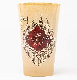 Carte du r/épulsif Verre XXL 500 ML Harry Potter