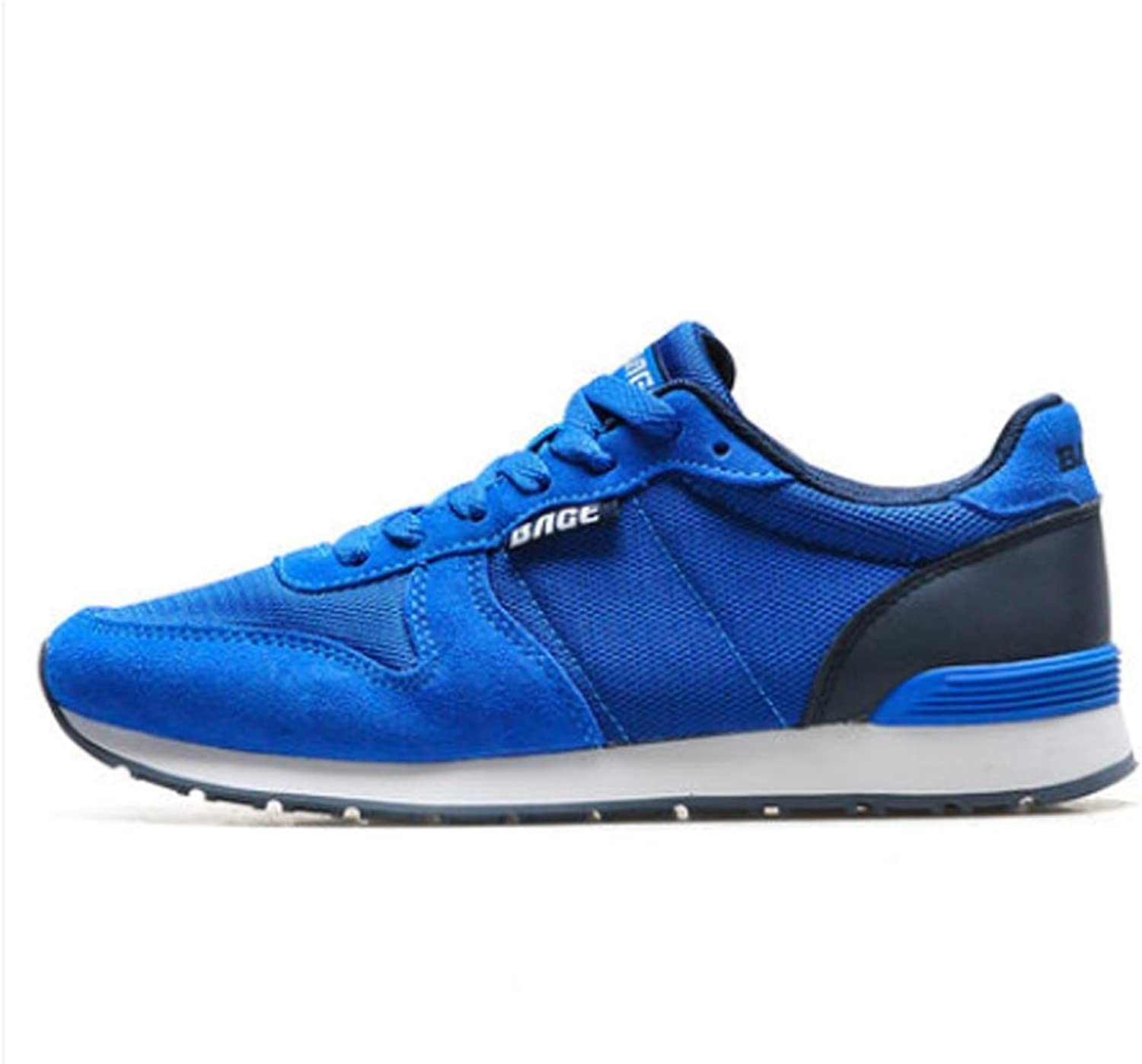 W&P Men's spring and autumn air cushioning anti-skid surface travel and leisure running shoes