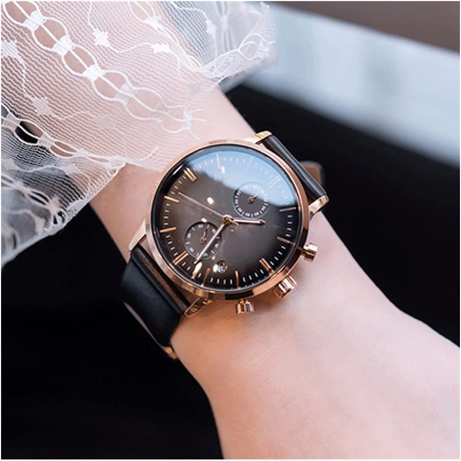 Women's Wrist Watches Overseas parallel Superior import regular item Casual Large Super Personality Dial