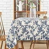 Yoochee Rectangle Linen Tablecloth